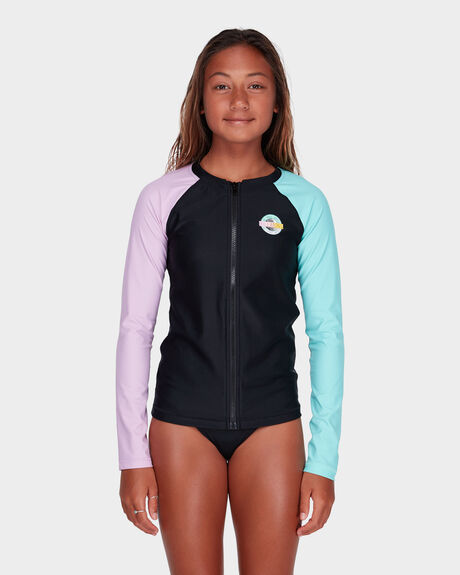 TEEN EASTERN SUN LONG SLEEVE RASH VEST