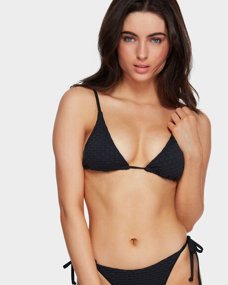 LOVELOCK LONG TRI BIKINI TOP