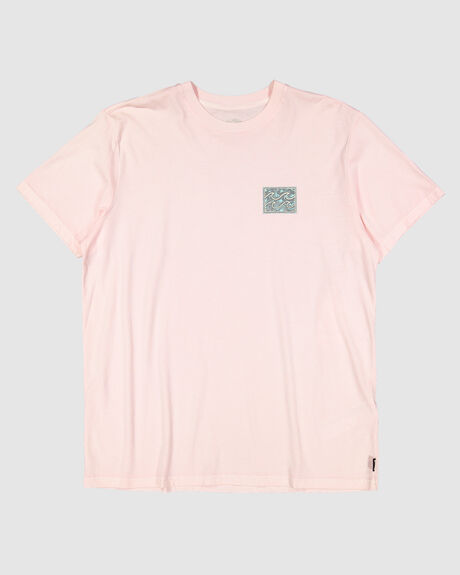 WARPED FROTH TEE