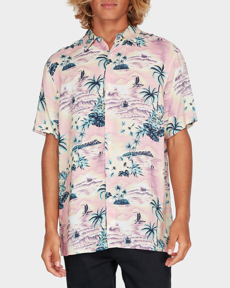 SUNDAYS PARTY SHORT SLEEVE SHIRT