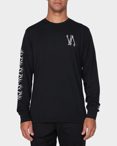DEFER SPHERE LONG SLEEVE TEE