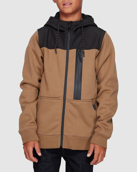 BOYS QUADRANT FURNACE ZIP