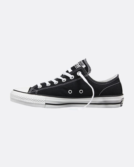 CTAS PRO LOW CANVAS BLK/WHT