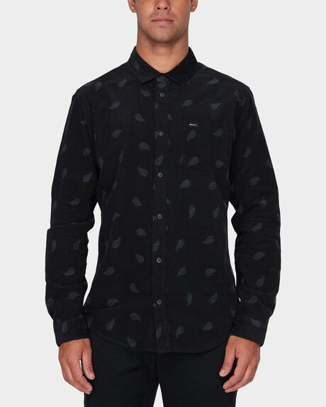 PARADIS CORD LONG SLEEVE