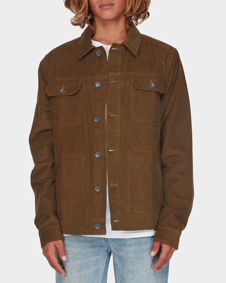 THE CORD ARCH JACKET