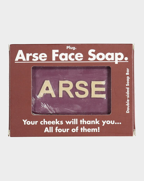 ARSE FACE SOAP