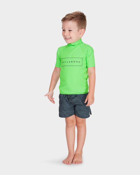 ALL DAY UNITED SHORT SLEEVE RASH VEST