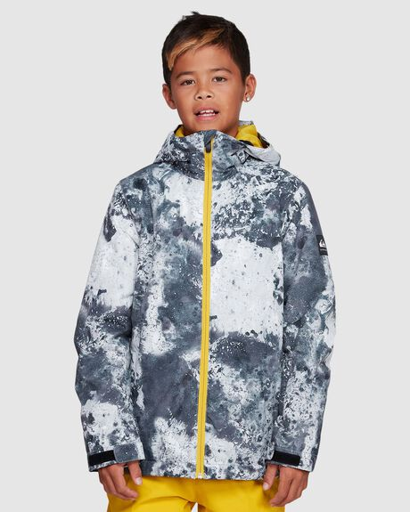 MISSION PRINTED YOUTH JK