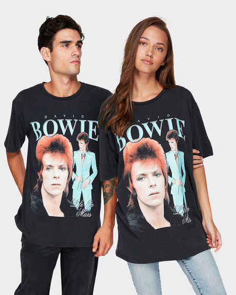 DAVID BOWIE ENZYME TEE