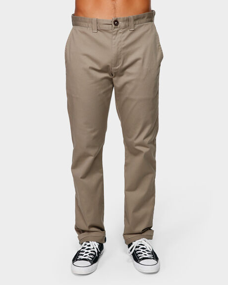 CARTER STRECH CHINO PANT