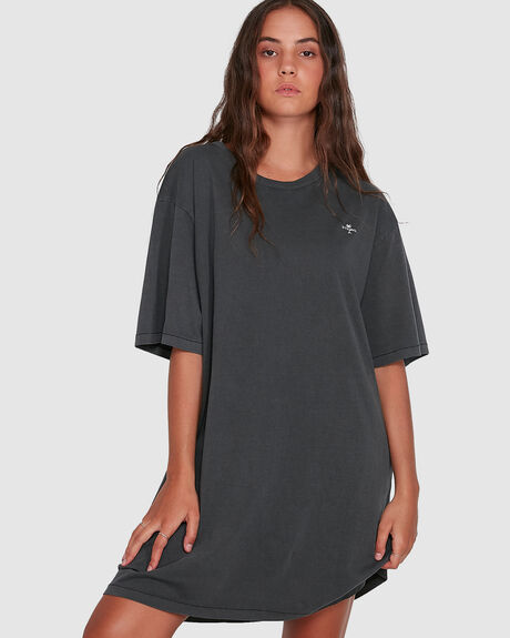 THRILLS PALM MERCH TEE DRESS