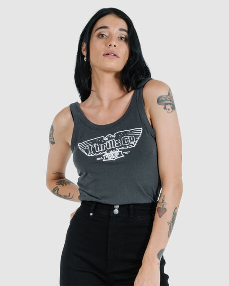 EAGLE BADGE RETRO TANK