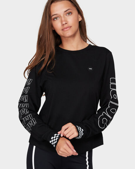 HIGH LONG SLEEVE TEE