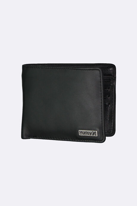 OO LEATHER WALLET