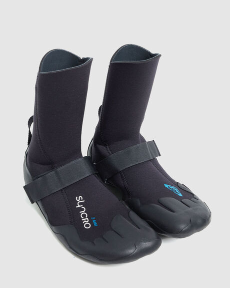 WOMENS 3MM SYNCRO ROUND TOE WETSUIT BOOT