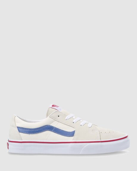 SK8-LOW CLASSIC WHITE/NAVY