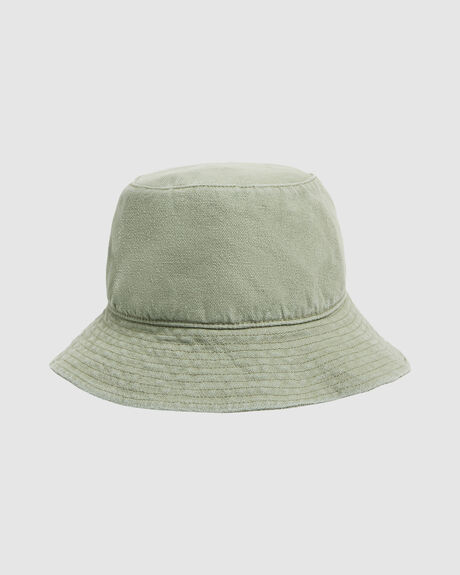 CANVAS BUCKET HAT
