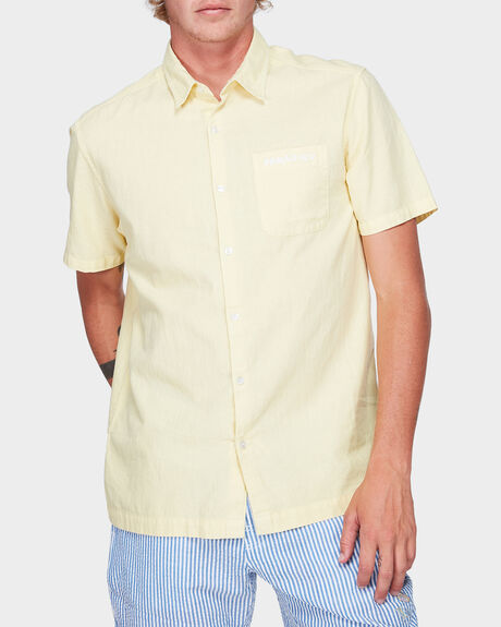 PARADISO SHORTS SLEEVE SHIRT