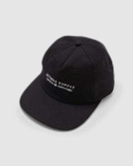 SUPPLY  -  HEMP SNAPBACK CAP
