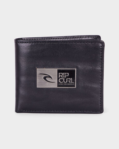 STACKAWATU RFID 2 IN 1 LEATHER WALLET