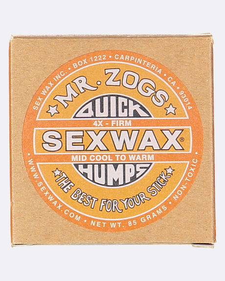 SEX WAX COOL ORANGE