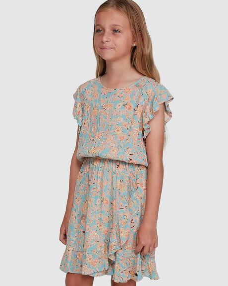 WAVE GYPSY DRESS