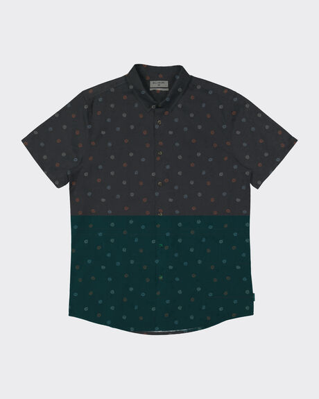 SUNDAYS COTTON SS SHIRT