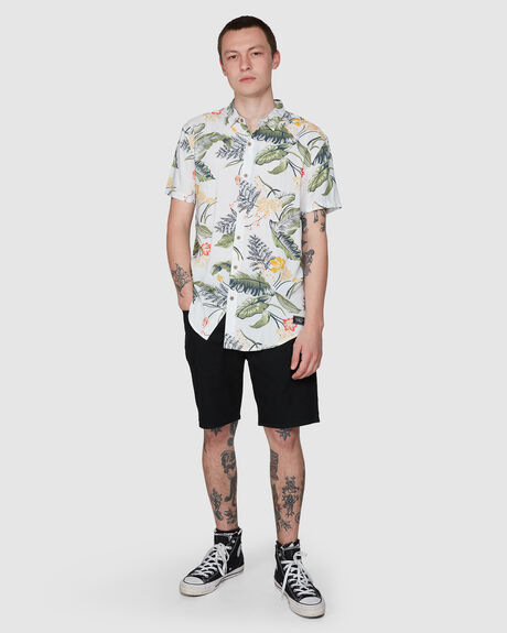 SUGARMAN SHORT SLEEVE SHIRT