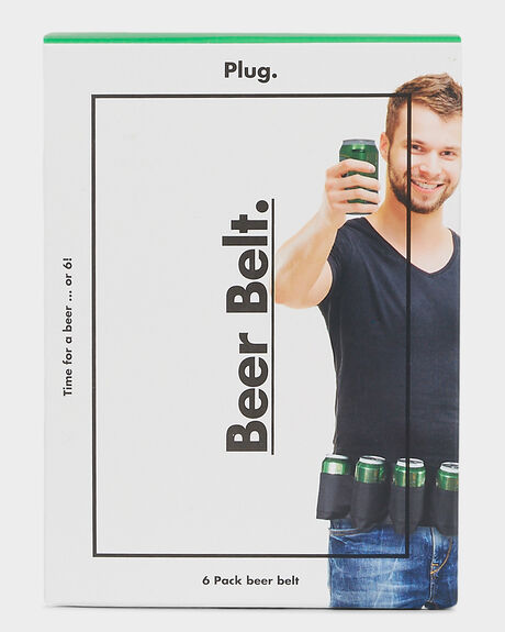 6 CAN BEER BELT