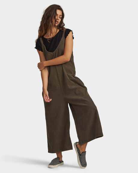 WINDCHASER CORD JUMPSUIT