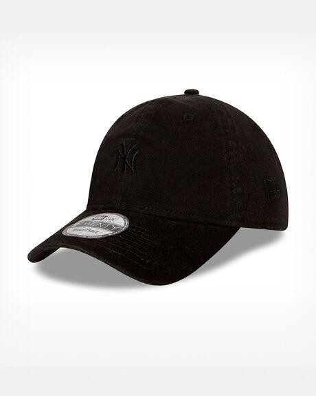 COTTON 920 CS NY YANKEES BLACK/BLACK