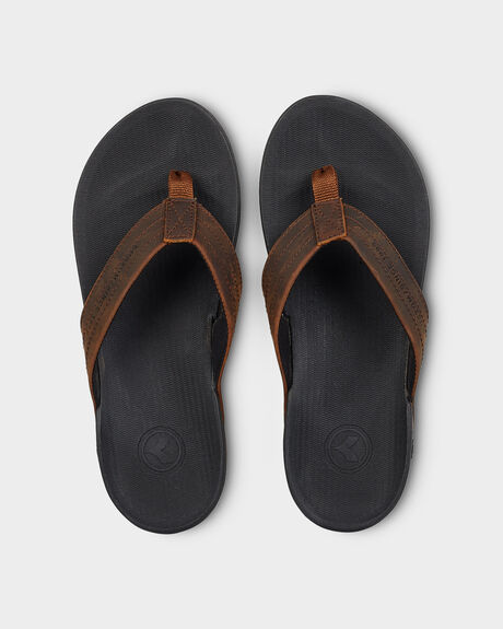 CRUISER LEATHER SANDAL