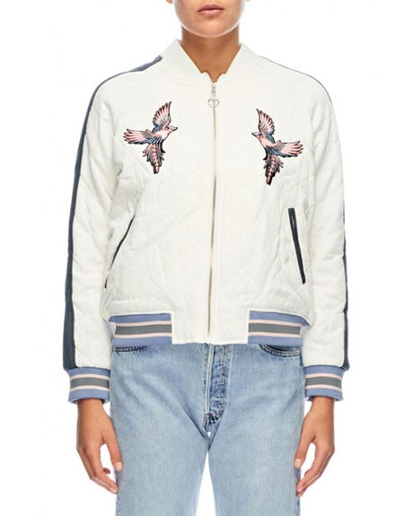 DOVES CRY BOMBER