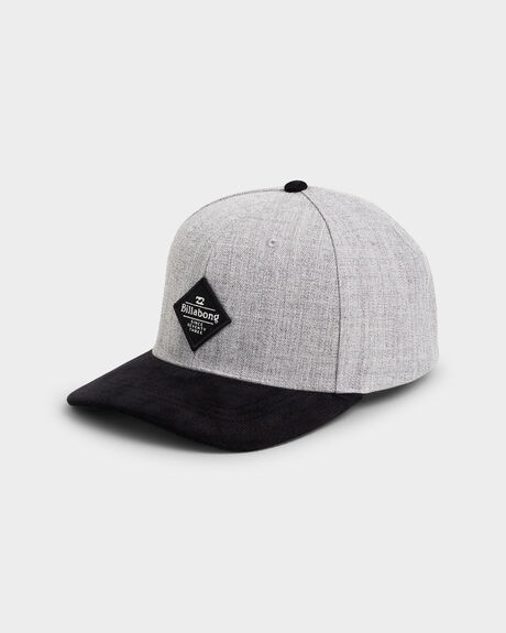 MIXED SNAPBACK CAP