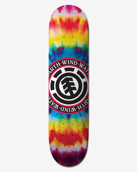 TYE DYE SEAL 8.25 DECK