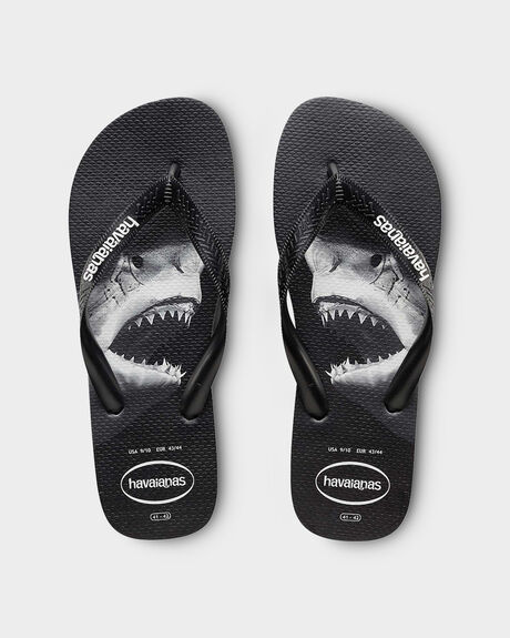 859da2bb5438e PHOTOPRINT SHARK THONG