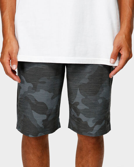 CROSSFIRE X SLUB SHORT