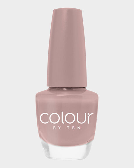 COLOUR BY TBN NAILS IN THE NUDE