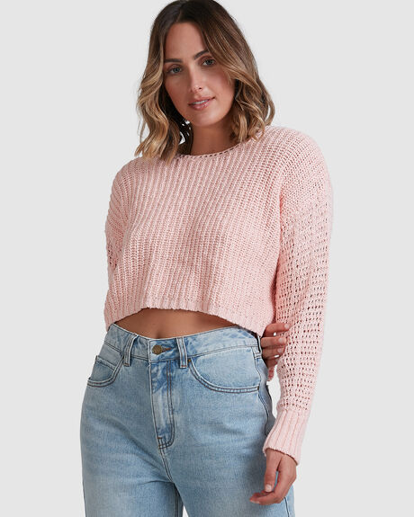 GOING SLOW SWEATER