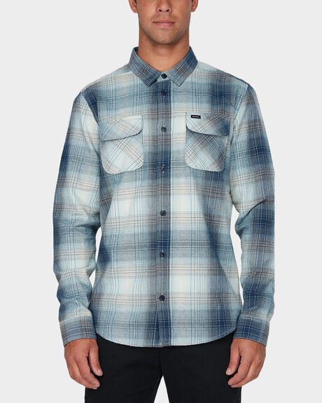MUIR LONG SLEEVE FLANNEL