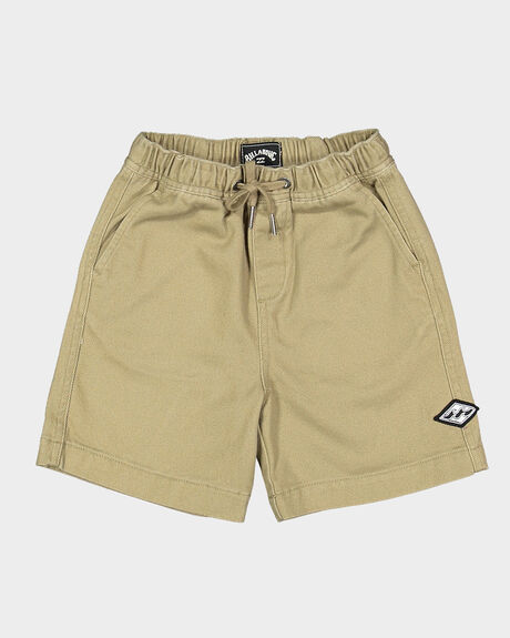 GROMS LARRY TWILL SHORTS