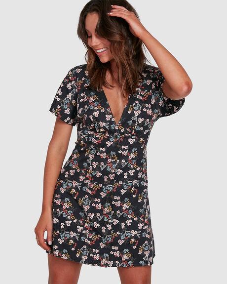 FLETCHER DRESS