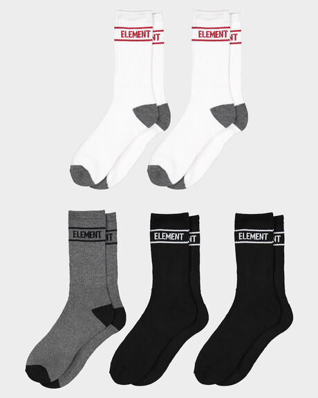 YOUTH SPORTS SOCKS - 5 PAIRS