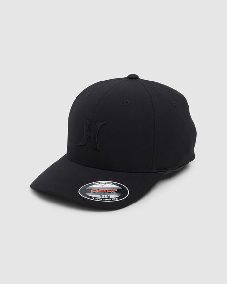 DRI FIT ONE AND ONLY  HAT BLACK/BLACK