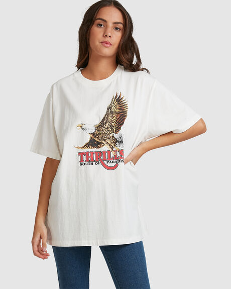 WOMENS VICTORY MERCH TEE