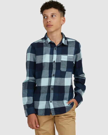MOTHERFLY FLANNEL YOUTH