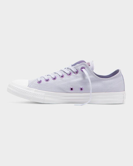 15f8b35870223f Oxygen Purple washed CHUCK TAYLOR ALL STAR HEARTS SHOE