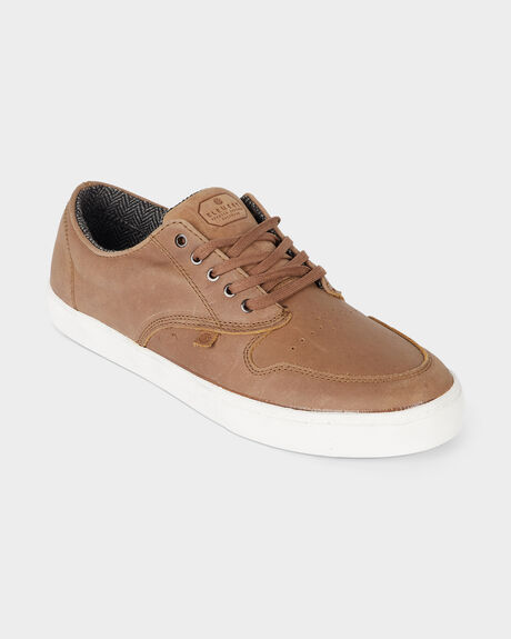 TOPAZ C3 LEATHER SNEAKERS