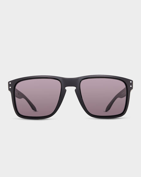 HOLBROOK XL MATTE BLACK W/ WARM GREY