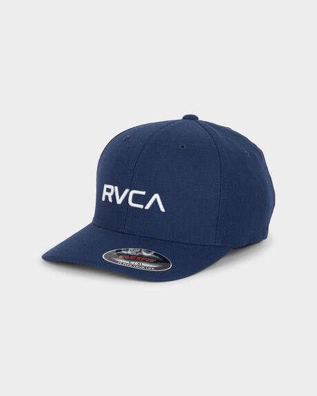 RVCA FLEXFIT CAP